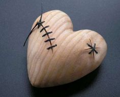 Wooden Broken Heart There are tons of helpful hints for your woodworking projects at http://www.woodesigner.net so try us out