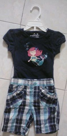 4T Cute Summer outfits for toddler girls!