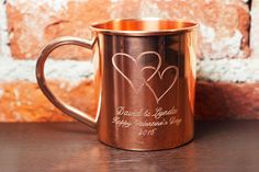 SHOW THE LOVE THIS VALENTINE'S DAY! We have a special listing just for this day of love for someone special in your life. Now offering $10 OFF CUSTOM MUGS or any purchase totaling $35 or more. Use coupon code: EXPRESS YOURSELF