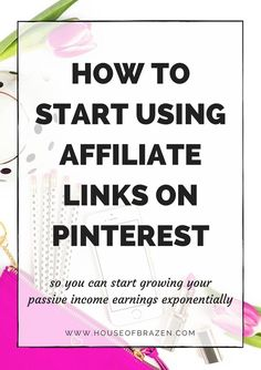 It's official! Whether you're a blogger, entrepreneur or small business owner, you can now use affiliate links on Pinterest again. Learn the best ways to start doing this for your blog and business here! :)