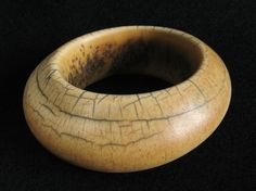 Ivory bangle/2. Dinka, Sudan. 5/5