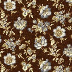Mayfair - Flower - Small - Brown