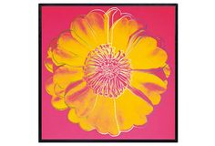 Warhol, Flower Tacoma Dome on OneKingsLane.com