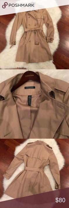 Woman's trench coat Woman's trench coat. Lauren Ralph Lauren Jackets & Coats Trench Coats
