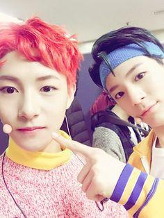 Renjun and jeno