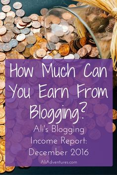 Earning money from blogging is a dream for many, but it is possible. Here's how much money I made online in December 2016 with real numbers and details in my income report.