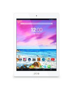 SPC GLOW 9.7 SLIM Una tablet potente de diseño ultracompacto