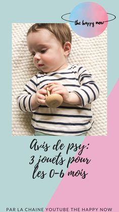 3 jouets 0 à 6 mois avec Oxybul - With a love like that - Blog lifestyle & LOVE Little Babies, Lifestyle Blog, Love, Happy, Kids, Montessori Baby, Baby Tips, Amor, Young Children