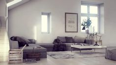 Short CG sequence, modelled in Max, rendered in Vray. Architecture inspired by an existing renovation of an historic building near Malmö in Sweden.