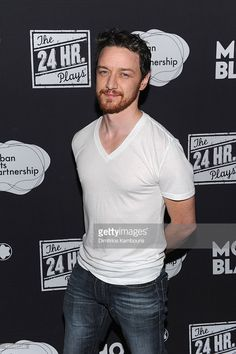 James McAvoy attends Montblanc Presents The 13th Annual 24 Hour Plays On Broadway After Party at B.B. King Blues Club & Grill on November 18, 2013 in New York City.