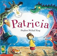 LittleElfMans Bibliotherapy: Patricia by Stephen Michael King