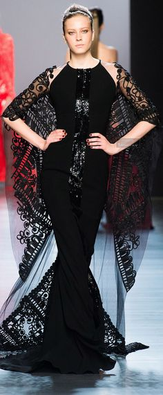 Georges Chakra Fall-winter 2014-2015.