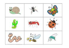 Η Νατα...Λίνα στο Νηπιαγωγείο: ΖΖΖ... Ή ΣΙΩΠΗΛΑ Insects, Activities, Blog, Cards, Blogging, Maps, Playing Cards