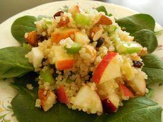 Apple Quinoa Salad