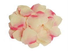 rose petals for centerpieces!