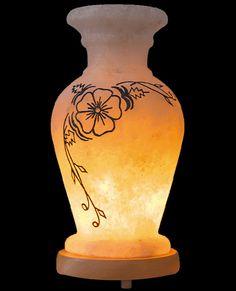 HIMALAYAN SALT LAMP..