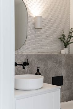Check out a variety of master bathroom styles as you dream up your very own master bathroom renovations. Tips, tricks, and an abundance of fresh, fun, and functional master bathroom design suggestions are at your fingertips. Steam Showers Bathroom, Bathroom Spa, Bathroom Renos, Bathroom Ideas, Master Bathrooms, Remodel Bathroom, Bathroom Mirrors, Bathroom Cabinets, Bathroom Renovations