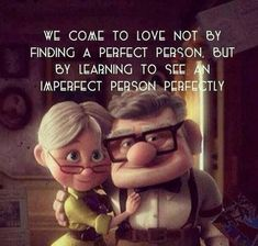 Carl y ellie Cute Couple Quotes, Cute Quotes, Great Quotes, Inspirational Quotes, Motivational Quotes, Positive Quotes, Motivational Thoughts, Hubby Quotes, Sad Sayings