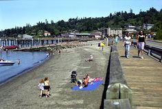 #Redondo Beach & Boardwalk in Des Moines. #Seattle Southside