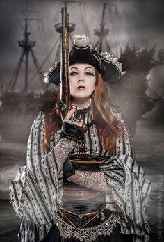 pirate redhead The bay busty