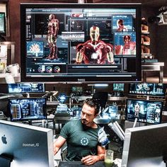 "5,712 Likes, 6 Comments - Iron Man (@ironman_ig) on Instagram: ""#Villains #tonystark #ironman #marvel #RDJ #hulk #avengers #comics #thor #sciencebros…"""