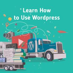 Take a closer look on how it looks like to manage a #WordPress #blog!  Thanks to this free guide, you'll learn how to customize your blog, make #design and #layout changes, create your first post or page and much more.
