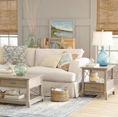 Coastal decor - beach home decor . We enjoy coastal living! Here we attempt to get the quality of getting the perfect coastal decor for the home with a variety of things and life-style Beach Cottage Style, Beach Cottage Decor, Coastal Decor, Coastal Style, Coastal Cottage, Cottage Living, Cottage Rugs, Coastal Interior, Lake Cottage