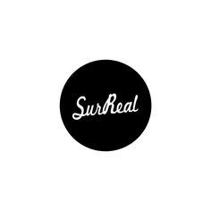 SurReal LOGO DESIGN #logodesign #graphicdesign #brandlogo #fashionlogo