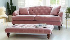 Velvet Sofa Dreamin' With Darlings Of Chelsea