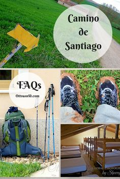 All of your basic questions about walking the Camino de Santiago answered!