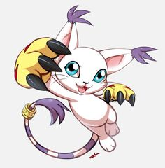 Image result for gatomon