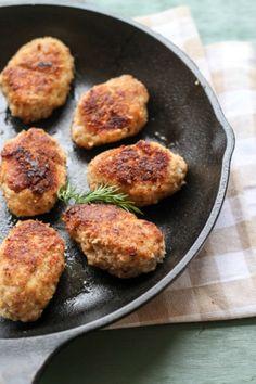 Ukrainian kotleti(meatballs) recipe