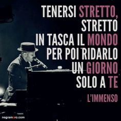 #limmenso #mondo #negramaro