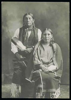Kiowa Indians and Geronimo. 15 Fine photographs of North American Indians, 14 of the Kiowa tribe (including two of Chief Lone Wolf) and one ...