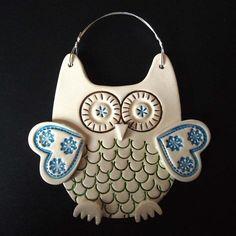 Ceramic Owl Eller hvad med trylledej?