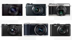 After taking a severe beating from smartphones cameras, the humble compact is fighting back. Here Gizmag compares the features and specifications of some of the best small compact cameras on the market to see if it's worth you carrying one around.