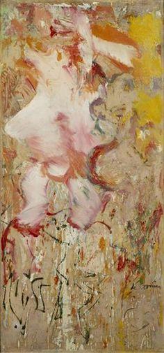 Woman Willem de Kooning Date: 1964