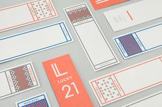 Lucky 21 by Blok Design