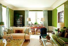 sofa trim - tory burch at home inmanhattan