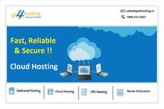 #Cloud #Hosting a type of Internet-based computing that provides shared computer processing resources and data to computers and other devices on demand.  #Go4hosting #Datacenter #Meghdoot