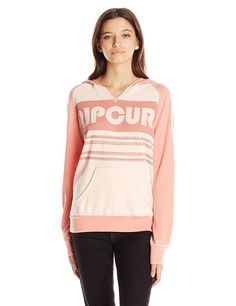 Rip Curl Juniors Flashback Pullover Hoodie *** This is an Amazon Affiliate link. Read more reviews of the product by visiting the link on the image.
