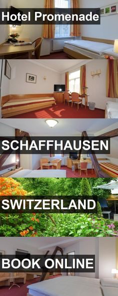 Hotel Promenade in Schaffhausen, Switzerland. For more information, photos, reviews and best prices please follow the link. #Switzerland #Schaffhausen #travel #vacation #hotel