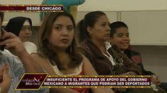 INSUFICIENTE EL APOYO DEL GOBIERNO A MIGRANTES QUE PODRÍAN SER DEPORTADOS