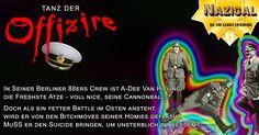 """""""Tanz der Offizire"""" // Die Jimi Kannix Erfahrung ### B-Boy, Hitler, Nazical, Parodie, Tanz der Vampire,"""
