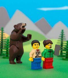 50 States of Lego – Les 50 états américains version Lego ! | Ufunk.net