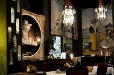 Le Petrelle restaurant, Paris