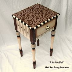 A BitTruffled by madteapartyfurniture, via Flickr