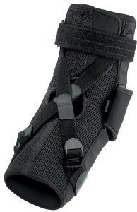 HEX Elbow Brace, Medium by Breg. $154.20. Please see alternate images above for SIZING and additional description information. --HEX Elbow BraceThe HEX Elbow Brace controls range of motion and protects against hyperextension, making it the ideal brace for use during high-level activities. With its half-wrap bicep sleeve, the HEX is easy to apply and remove. The posterior straps prevent the brace from migrating, maximizing the product's effectiveness.Indications:Chronic elbow...