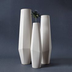 Small Concrete Vase by Stefano Pugliese   MONOQI
