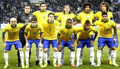 Brazil - 2014 World Cup Squad | The Football Column